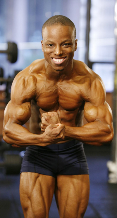 How old is ronnie coleman