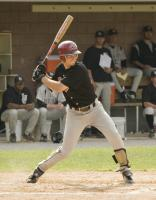 Photo of Baseball goes two for three in conference series