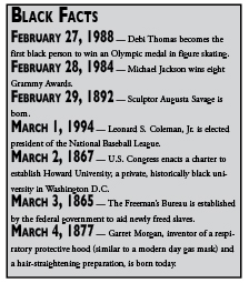 Photo of Black Facts
