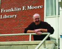 Photo of Archivist named new chair of Moore Library