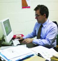 Photo of Foreign Languages Department welcomes new professor