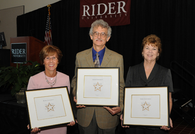 Photo of Awardees grateful, honored