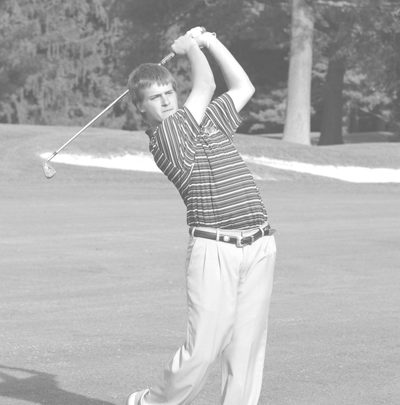 Photo of Wolgast ties for 12th at Mount St. Mary's Invite