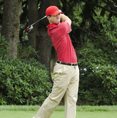 Photo of Golf concludes with sixth place finish