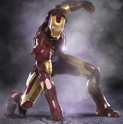 Photo of Downey proves he IS Iron Man