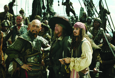 Photo of Ahoy, a pirate's life in the BLC