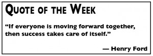 Photo of Quote of the Week