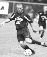 Photo of Rider soccer teams' win streaks come to an end
