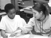 Photo of Rider, TCNJ unite to tutor in Trenton schools
