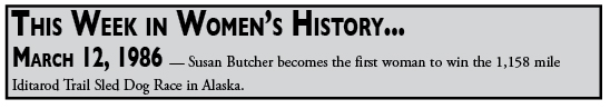 Photo of This Week in Women's History…