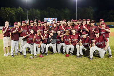 Photo of Baseball wins second MAAC Title in three years