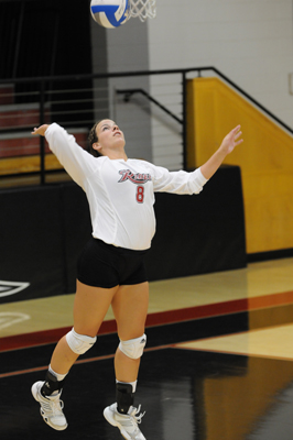 Photo of Volleyball falters in conference
