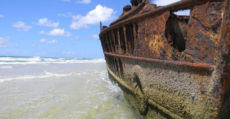 "Photo of Still Abroad in Australia: Fraser Island aka ""Paradise Island"""