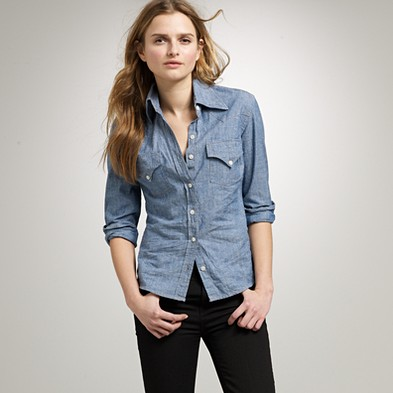 Photo of Fashion Blog: The Chambray Shirt