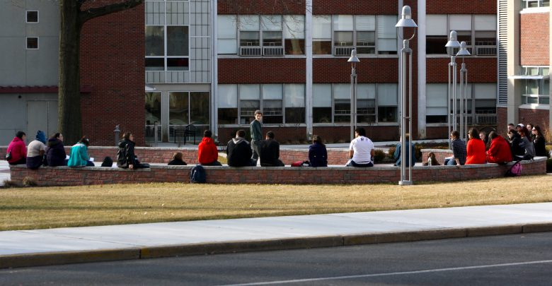 Photo of Photo Blog: Class outside in February