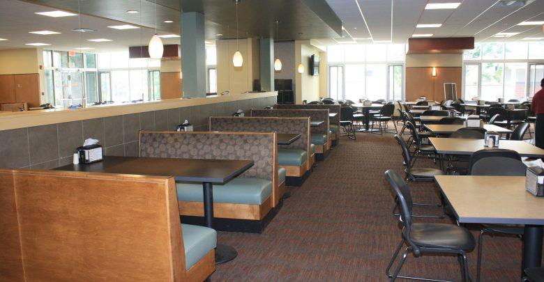 Photo of Photo Gallery: Dining Hall Renovations