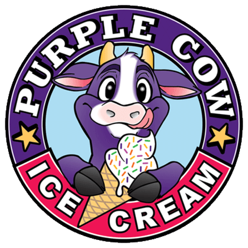 Image result for purple cow ice cream lawrenceville nj
