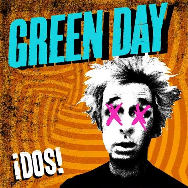 Green Day Dos Album Cover Green Day's ¡Do...