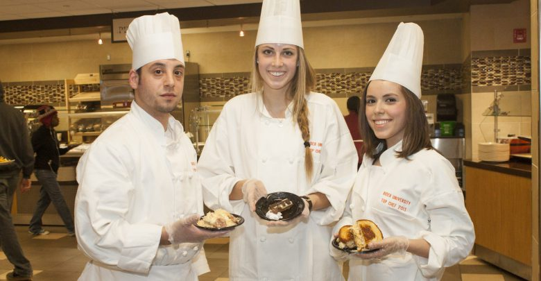 Photo of Photo Gallery: Rider Student Top Chef 2013