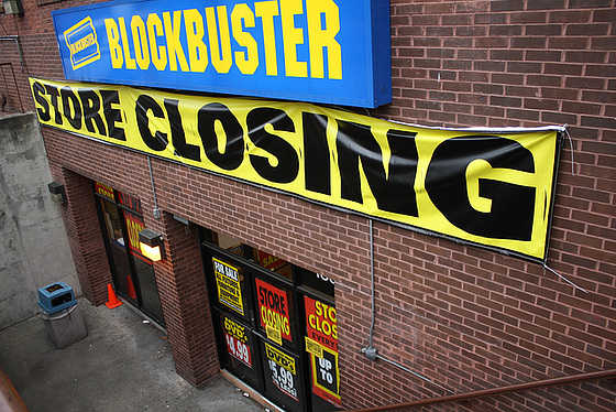 Photo of An Ode to Movie Rental Stores