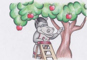 Apple Bronc