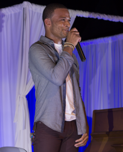 "R Factor performer Llundon Lawson advanced into the finals after impressing the crowd with his rendition of John Mayer's ""Dreaming with a Broken Heart."""