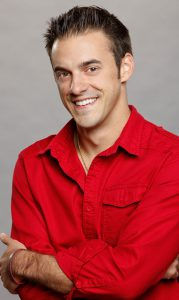 """""""Big Brother"""" alum Dan Gheesling returns to Rider for a second time to share advice on leadership and words of wisdom."""