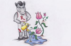 GardeningBronc