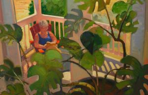 Through the Philodendron, 2014.