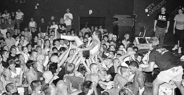 Photo of City Gardens cultivated NJ underground music scene