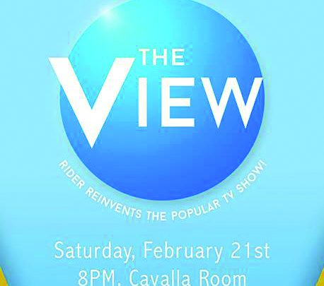 Photo of Live interactive taping leads to a new View