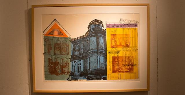 Photo of Innovation meets art  in joyful gallery exhibit