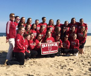 The cheerleading team took first place honors for the fourth straight season in Ocean City, Maryland.