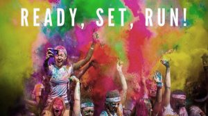 Students and community members can expect to run through a rainbow when Rider hosts its first Color Run on Nov. 1.