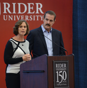 Julie and Gary DeVercelly Sr. speak about hazing policies for the first time at Rider since their son, Gary Jr., passed away.