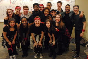 'Til Futher Notes were one of three  Rider a cappella groups to compete in the ICCA Mid-Atlantic finals, where it won third place with 367 points.