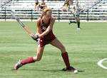 Sophomore midfielder Jessica Randazzo had a goal and two assists in Rider's three straight wins.