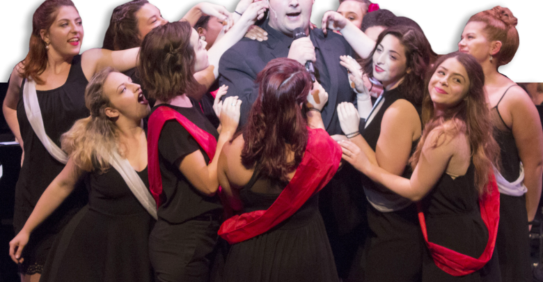 Photo of Politically correct: Musical aims to stress importance of voting