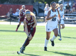 Junior forward Allison Baligian had her first career hat trick in a 9-0 blowout against LIU Brooklyn.