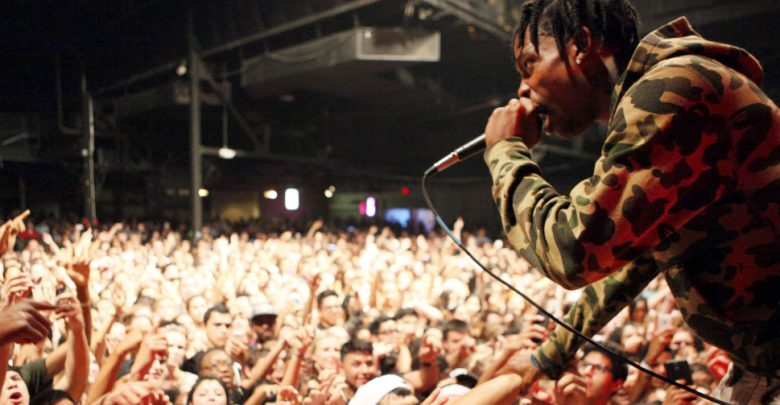 Photo of Houston rapper to bring the 'spectacle' for fall concert