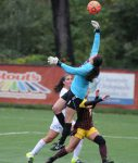 Goalkeeper Bethany May-Howard earned yet another shutout.