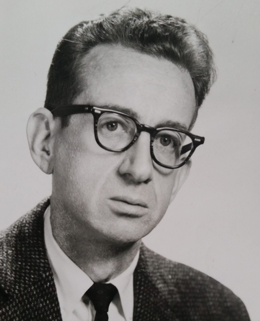 Former emeritus professor of history James H. Povian passed away at the age of 96.
