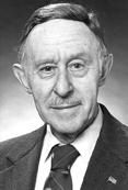 Former finance professor Henry J. Frank.