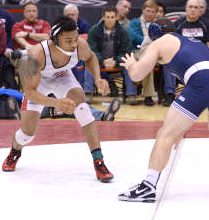 Photo of Freshman throws down third-place finish at Keystone Classic