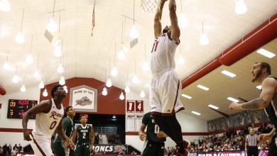 Photo of Broncs finish off Siena in first home game of regular season