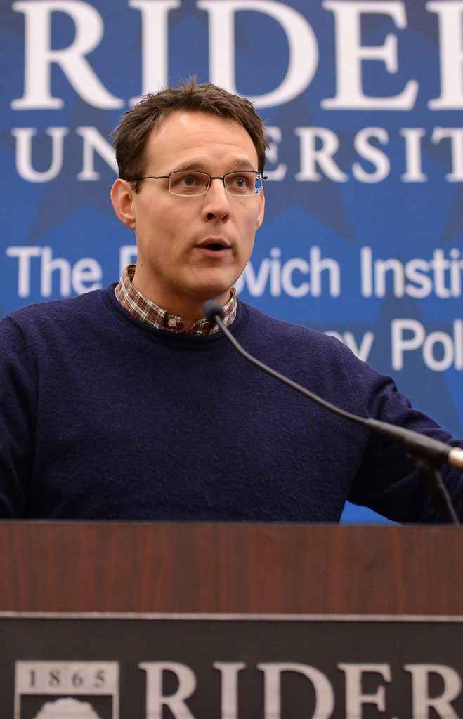 MSNBC host and political correspondent Steve Kornacki recounts his experiences during election night on Dec. 1.