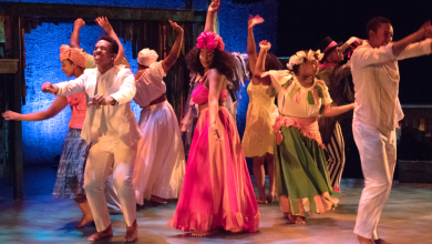 Photo of Once on This Island embraces life and culture in lively performance