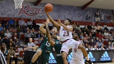 Photo of Challenges, familiar faces in Rider's 2017-18 non-conference schedule