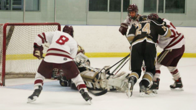 Photo of Broncs battle Army, win shootout 4-3