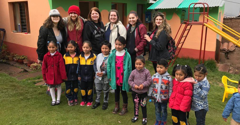 Photo of Small acts lead to big improvement in Peruvian school